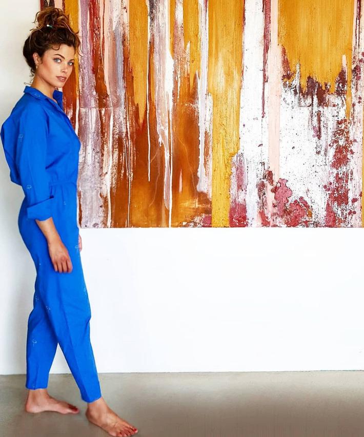 Elsa Oudshoorm, plasticienne, exposera ses oeuvres à la Ferté-Milon