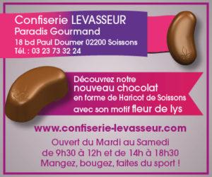 LEVASSEUR  – Chocolat Soissons – 09-2018