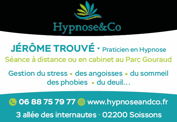 JEROME TROUVE – Hypnose